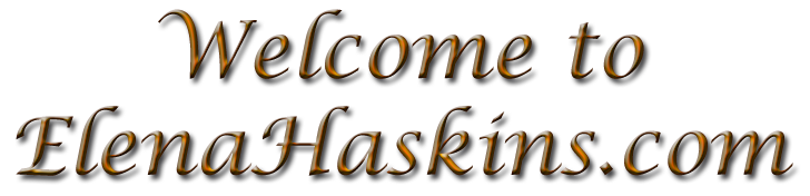Welcome to ElenaHaskins.com